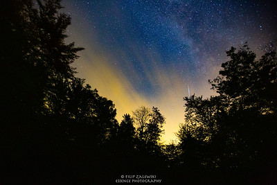 Astrophotography in The Catskills