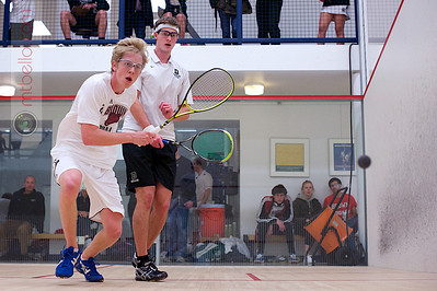 2012-11-10 Eamon O'Connor (Brown) and Fletcher Pease (Dartmouth)