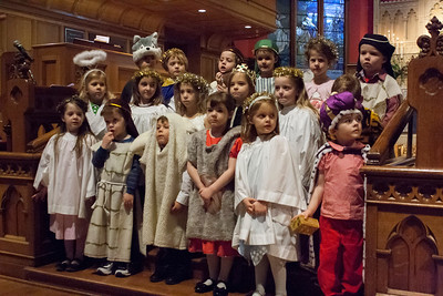 The Non-Anxious Christmas Pageant