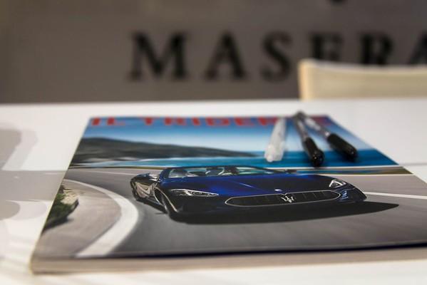 BVLGARI and Maserati