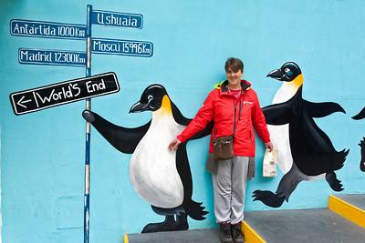 Rückfahrt nach Ushuaia