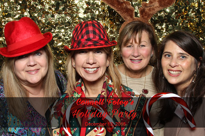 Connell Foley's Holiday Party - 12/13/18