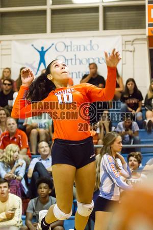 Varisty Volleyball #10 - 2016