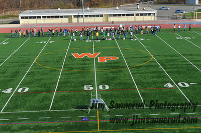 WPHS Marching Band Turkey Bowl Dress Rehearsal