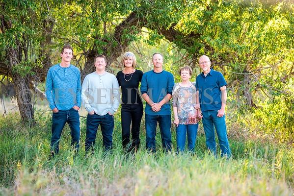 Halpin Family 2015