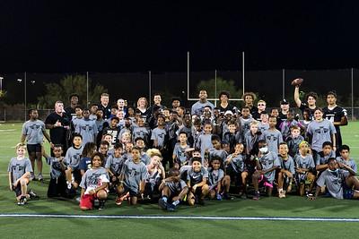 Darren Waller Football Camp