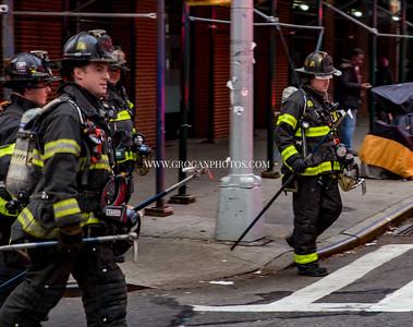 Manhattan Box 1343 All Hands 40 West 111 St 12/11/18