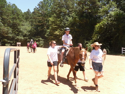Special Needs Horseback Riding Camp