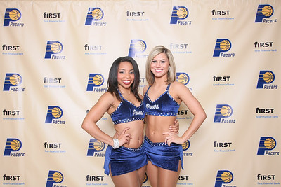 Pacers - First Financial Bank - Apr 6, 2016