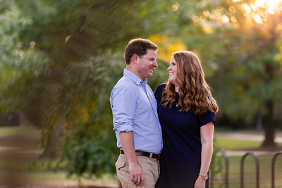 Gretchen & Patrick | Chapel Hill Engagement Photography