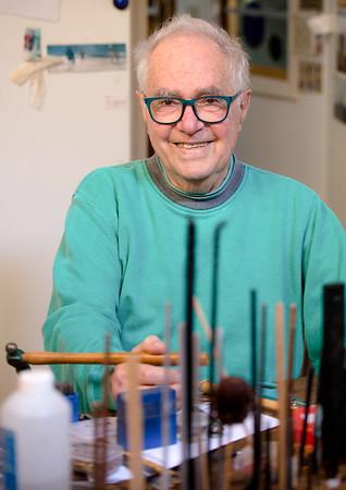 David Liknaitzky Portraits