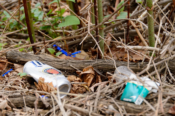 18th annual Chester, Ridley, Crum Creeks Watershed clean-up