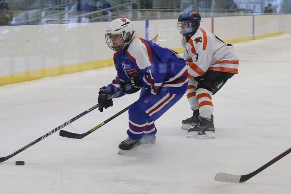 Girls' Varsity Hockey vs. KUA   February 3