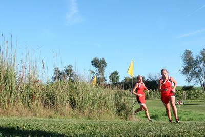 Ken Trott (Westby) girl's race CC12