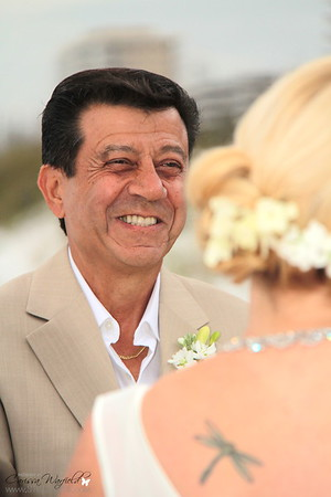 Diane DeWitt and Joseph Giordano Wedding