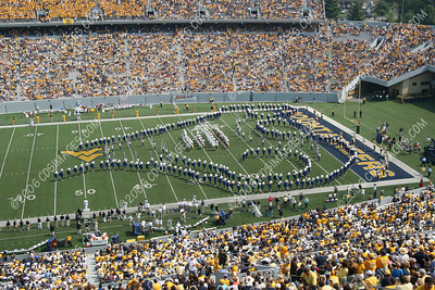 WVU vs Eastern Washington - Pregame - September 9, 2006