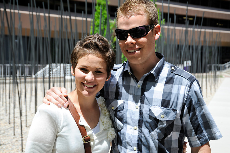 2011/6/19 – My only kids around for Father's Day were Jessica and Chris. They are always good for a nice portrait. We did Skype with Logan, Olin and Kristen in Boston. We miss them but they are having fun. Sean over in Germany likely forgot it was even Father's Day today.