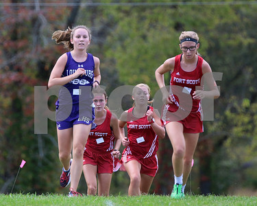 LHS Cross Country at Louisburg Invite