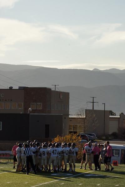 Frosh Game 10 vs Mountain Vista