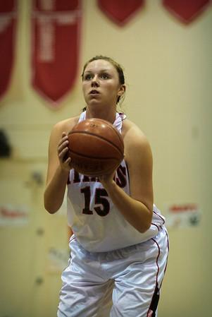Lady Titans Basketball Feb.2011