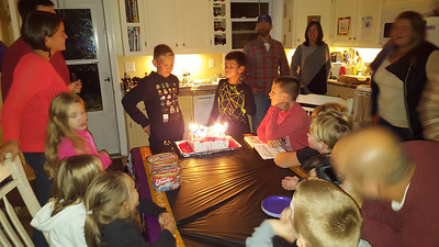 Owen and Josh Birthday 10.24.15