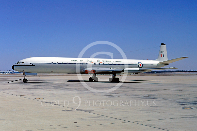 de Havilland Comet 00001 de Havilland Comet British RAF XR397 31 July 1968 by Frank MacSorley.JPG