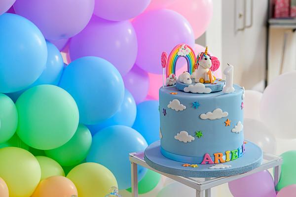 Ariella Birthday