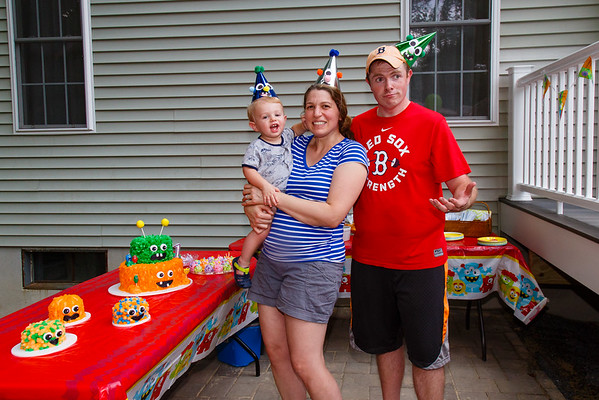 Danny's Birthday Party