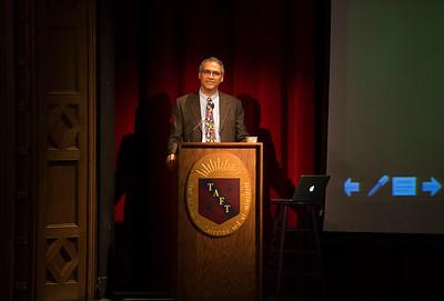 Dr. James Saar Bauer D.M.D. visits Taft