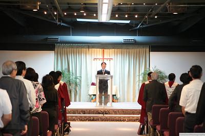 Taiwanese Sunday Worship 2010