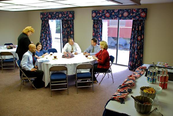 Choo Choo Meeting Rooms