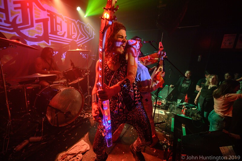 Tragedy at St. Vitus April 20, 2019