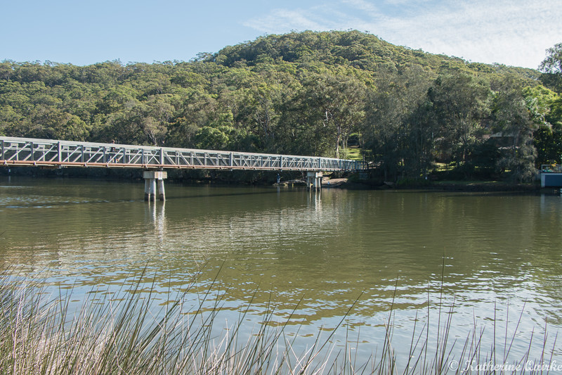 Woronora River Pedestrian Bridge