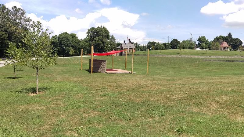 Blairsville Riverfront Park Veteran's Memorial