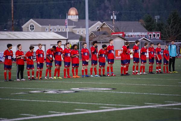 LCA Soccer (state) vs St. George