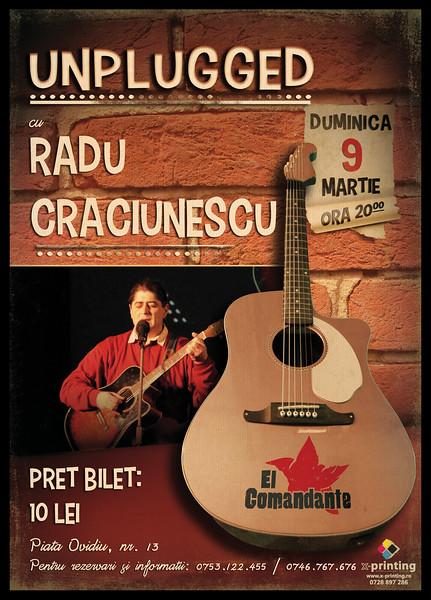 Radu Craciunescu Unplugged