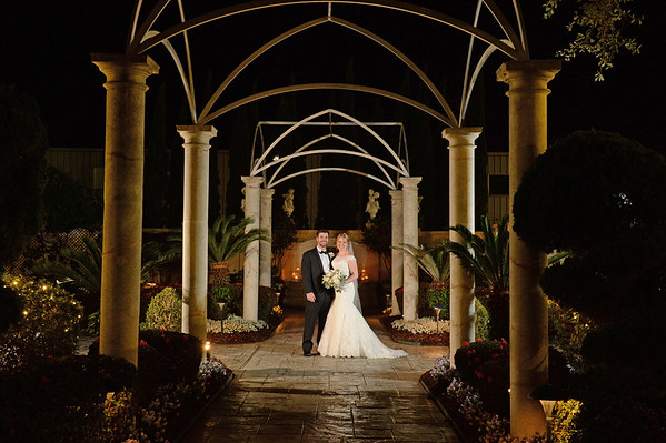 Hope & David -wedding day