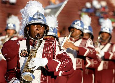 Shaw University Platinum Marching Band