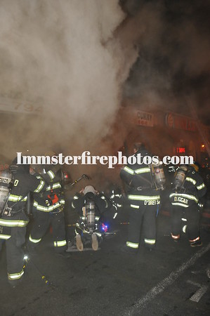 EAST MEADOW FD 1-1-13 HEMPSTEAD TPKE BUILDING FIRE