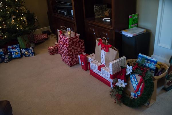2014 Christmas Day - Courtney & Ryan