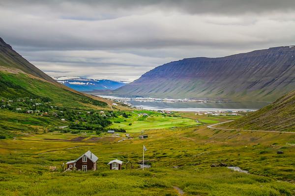 Tungudalsvöllur / Golfklúbbur Ísafjarðar / GÍ