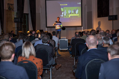 Voetbalavond NAC Business Club  bij Holland Casino