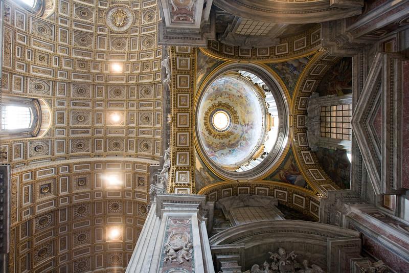 Chapel of Saint Sebastian, Saint Peter's Basilica, Vatican