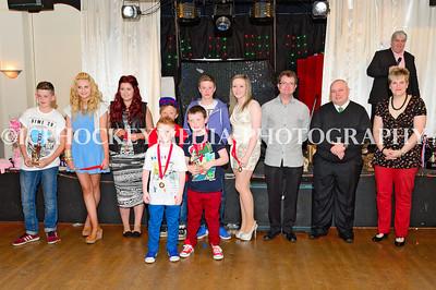 Junior Presentation Night Awards 2012-13
