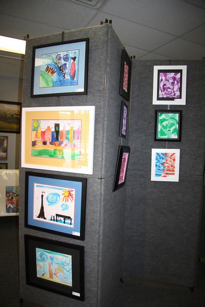 April Art Show 2013