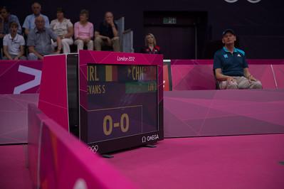 Lin D, China, Badminton