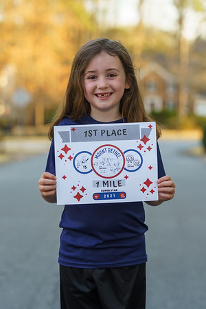 20210320 Brielle 1st Place Fun Run