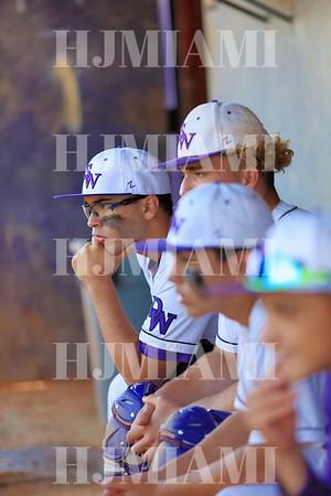 Boys V Baseball