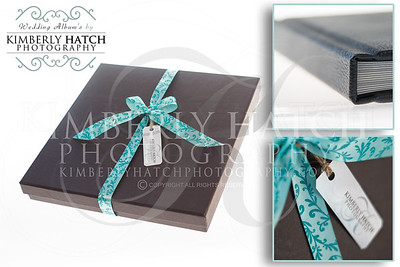_ Custom Albums by Kimberly Hatch Photography