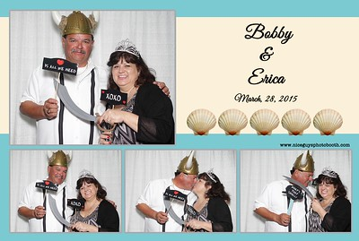 Bobby & Erica Wedding - 03.28.15